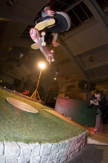 Rasmus Sand switch backside flip